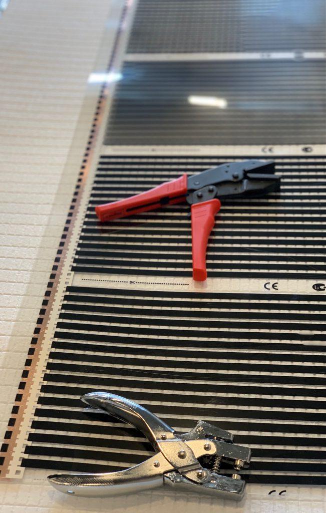 De FLR Elektrische vloerverwarming is eenvoudig zelf te leggen. Snel een comfortabele en energiezuinige verwarming