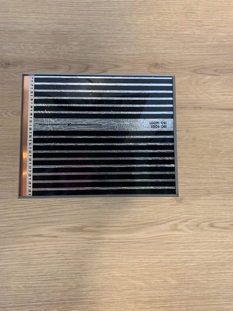 Degree-n elektrische vloerverwarming op basis van infrarood techniek.